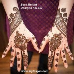 Best and Suitable Mehandi/Heena Designs For Girls