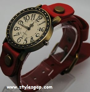 Beautiful & Stylish Ladies Watches-Stylesgap (18)