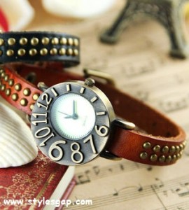 Beautiful & Stylish Ladies Watches-Stylesgap (4)