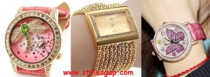 Beautiful & Stylish Ladies Watches-Stylesgap (6)