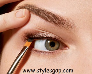 Eye Liner On Eyes 10
