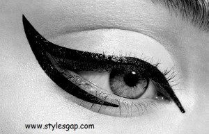 Eye Liner On Eyes 6