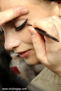 Eye Liner On Eyes 7