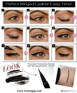 Eye Liner On Eyes 8