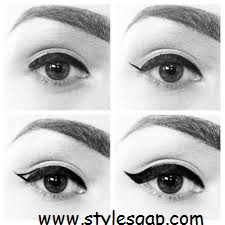 Eye Liner On Eyes 9