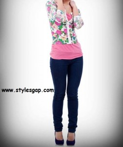 Latest Ladies Jeans Collection  (24)