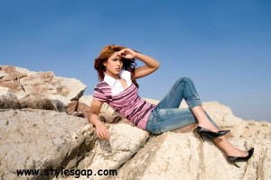 Latest Ladies Jeans Collection  (4)