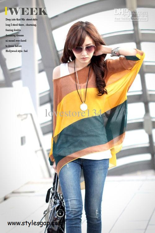 e21de1bd8885d Latest Best, Stylish and Outclass Tops & T-shirts Collection For Women