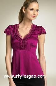 Most Beautiful & Stylsih Tops, T-shirts, Stylesgap (16)
