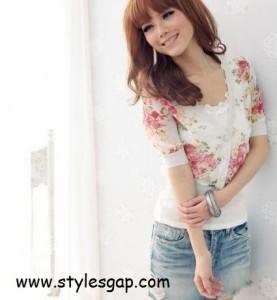 Most Beautiful & Stylsih Tops, T-shirts, Stylesgap (17)