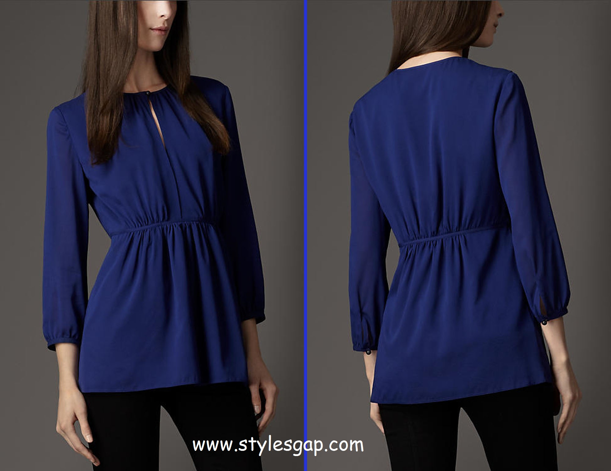 Latest best stylish and outclass tops t shirts for Shirt styles for ladies