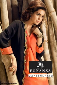 Latest & Stylish Tops and Tights Collection 2013-2014 For Girls By Bonanza