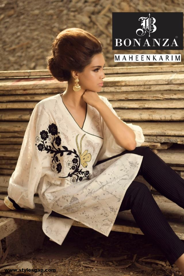 351e83b5d56 Latest Stylish and Best Tops and Tights Collection 2013-2014 For Girls By  Bonanza