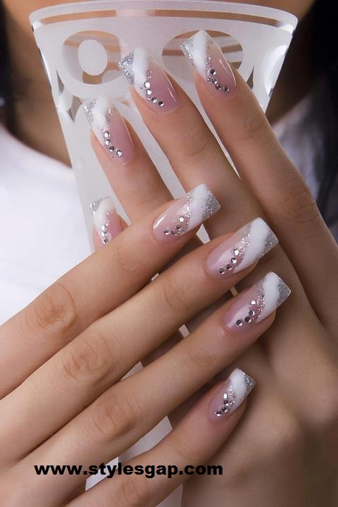 The Most Prettiest Wonderful And Best Nail Art Collection For Girls