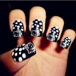 Beautiful Nail Art for girls styleslook.blogspot (6)