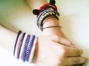 Homemade bracelets for girls-Stylesgap (16)