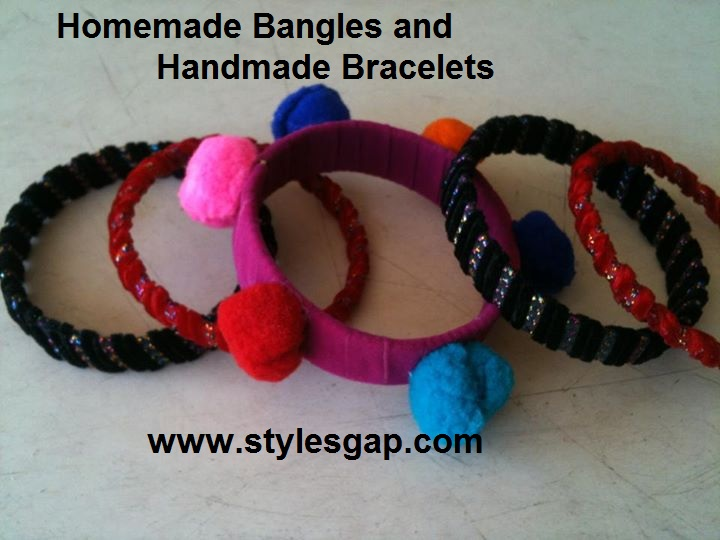 Homemade bracelets for girls-Stylesgap (20)