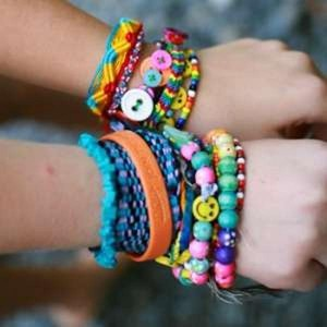 Homemade bracelets for girls-Stylesgap (24)