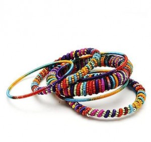 Homemade bracelets for girls-Stylesgap (5)