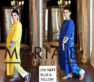 Latest Maria B Cotton Wear Collection-Stylesgap (10)