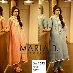 Latest Maria B Cotton Wear Collection-Stylesgap (11)