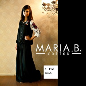 Latest Maria B Cotton Wear Collection-Stylesgap (12)