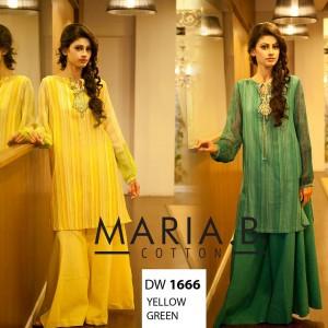 Latest Maria B Cotton Wear Collection-Stylesgap (13)