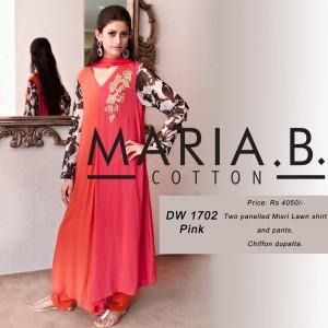 Latest Maria B Cotton Wear Collection-Stylesgap (16)