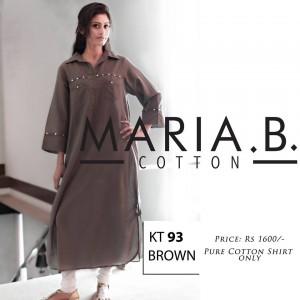 Latest Maria B Cotton Wear Collection-Stylesgap (18)