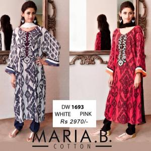 Latest Maria B Cotton Wear Collection-Stylesgap (5)