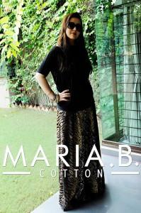 Latest Maria B Cotton Wear Collection-Stylesgap (8)