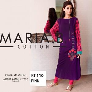 Latest Maria B Cotton Wear Collection-Stylesgap (9)