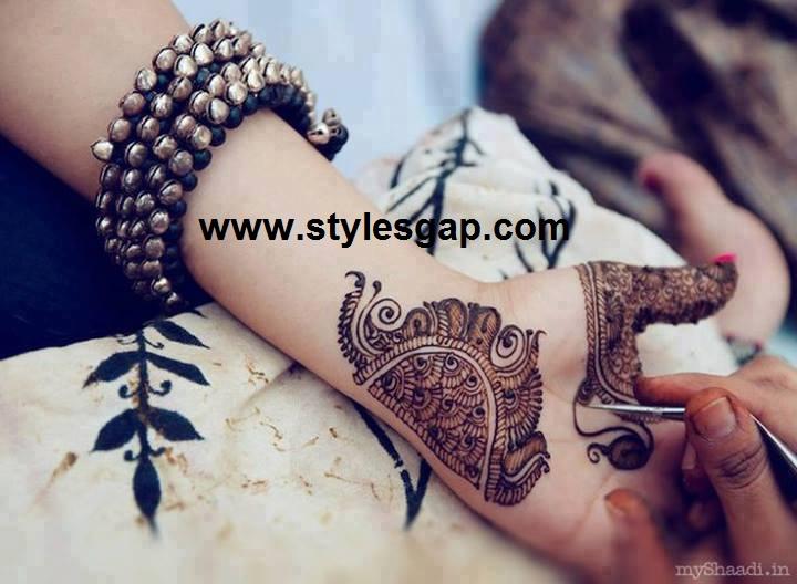 Mehndi Designs Beautiful : Latest mehndi designs for girls eid