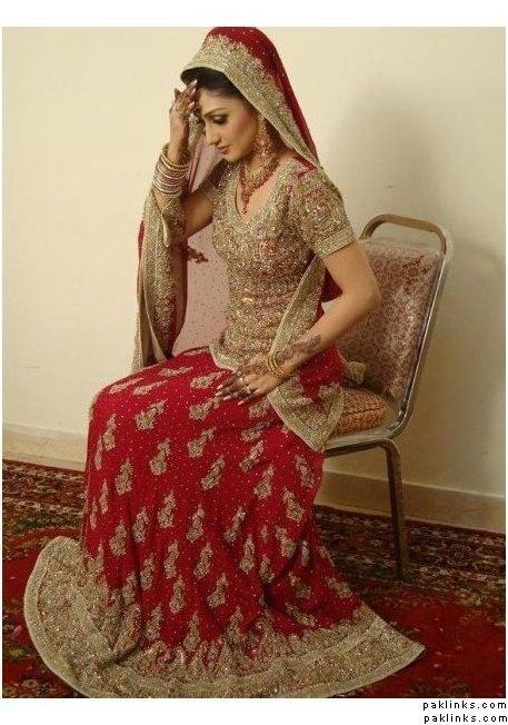 latest pakistani and asian wedding dressesfrocks for women