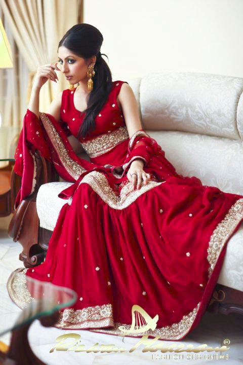 Latest Pakistani And Asian Wedding Dresses Frocks For Women