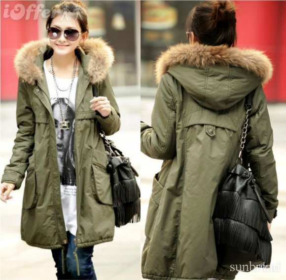 Trendy Winter Jackets 2013