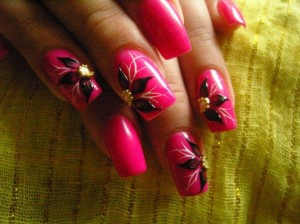 Wonderful NAil art for girls Styleslook.blogspot (13)