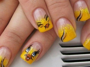 Wonderful NAil art for girls Styleslook.blogspot (14)