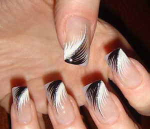 Wonderful NAil art for girls Styleslook.blogspot (2)
