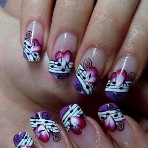 Wonderful NAil art for girls Styleslook.blogspot (9)