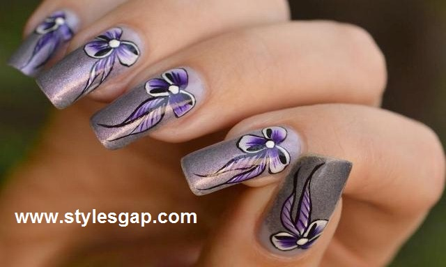 beautiful nail art for girls styleslook.blogspot (5)