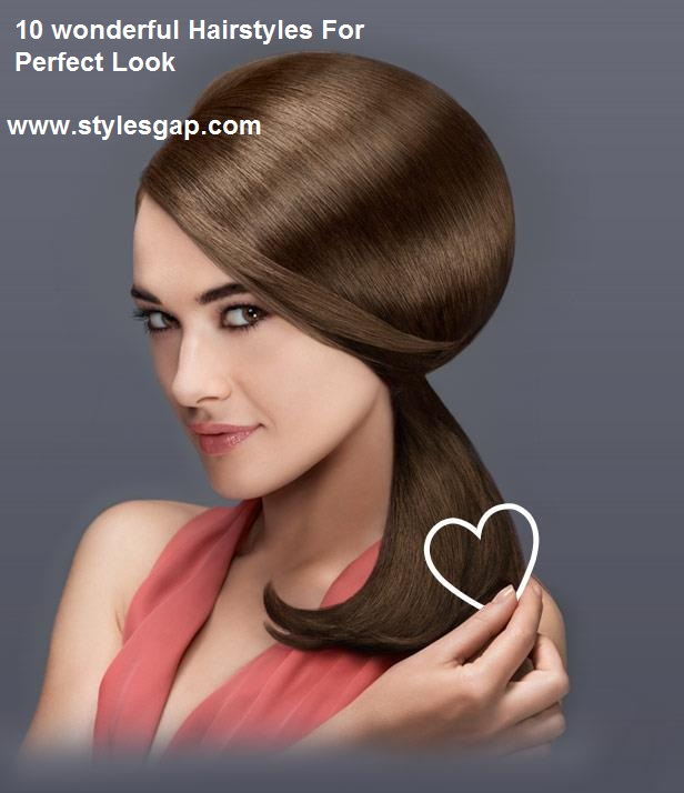 Top 10 Hairstyles For Women To Attain A Perfect Look