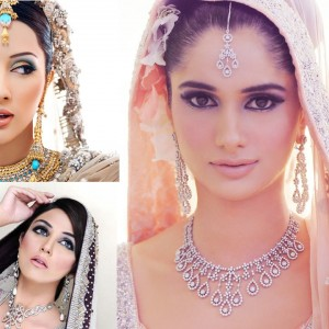 Best Bride Makeup : Best and Impressive Bridal Mekeup and Photography By Khawar Riaz