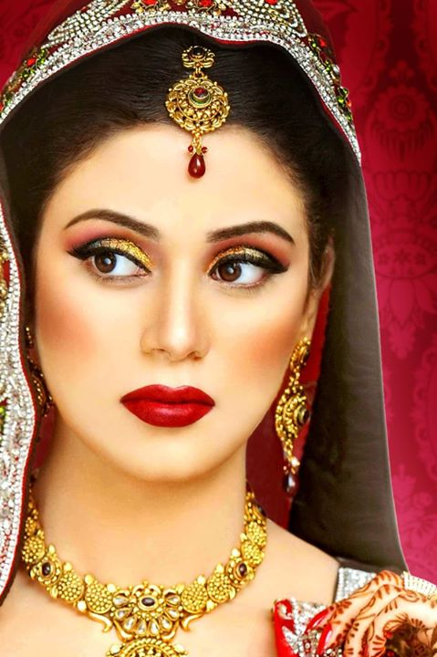 Best Bridal Makeup : Best and Impressive Bridal Mekeup and Photography By Khawar Riaz