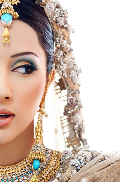 Best and Impressive Bridal Mekeup and Photography By Khawar Riaz