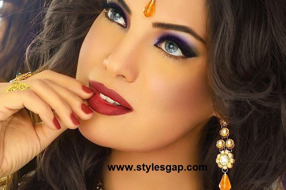 Best Bridal Makeup-Stylesgap (6)