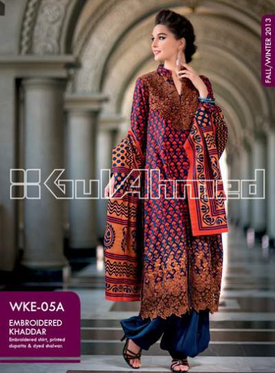 Gul Ahmed Winter Collction-Stylesgap.com (13)