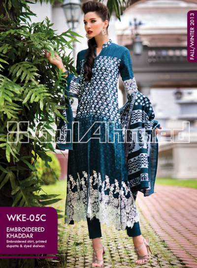 Gul Ahmed Winter Collction-Stylesgap.com (14)