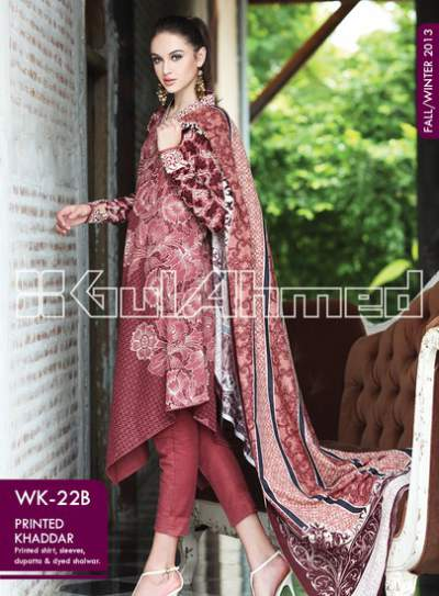 Gul Ahmed Winter Collction-Stylesgap.com (2)