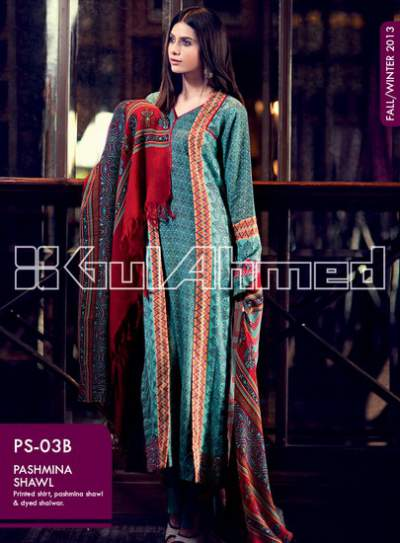 Gul Ahmed Winter Collction-Stylesgap.com (4)